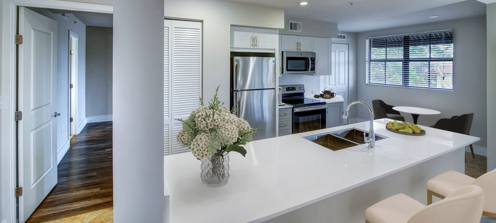 Apartments at The Heritage at Boca Raton in Boca Raton, Florida