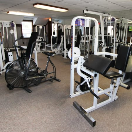 Village Green's advanced fitness center