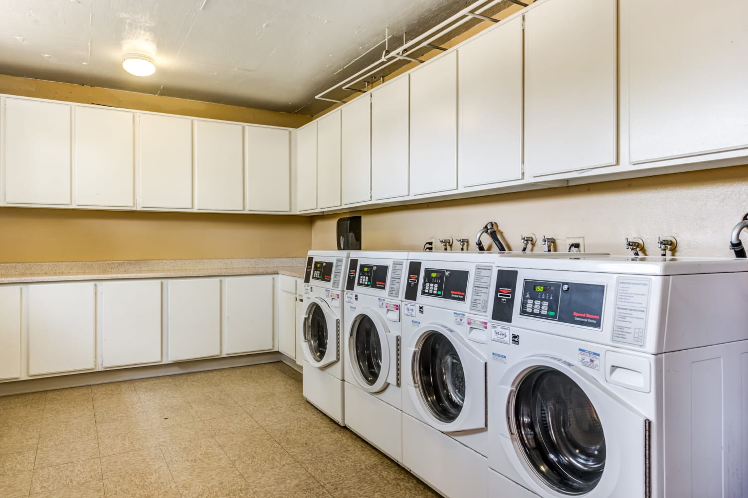 Laundry Facility at Legacy at Westglen in Glendale, California
