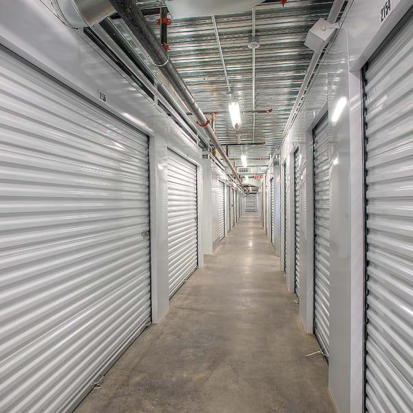 Indoor units at StorQuest Self Storage in Golden, Colorado