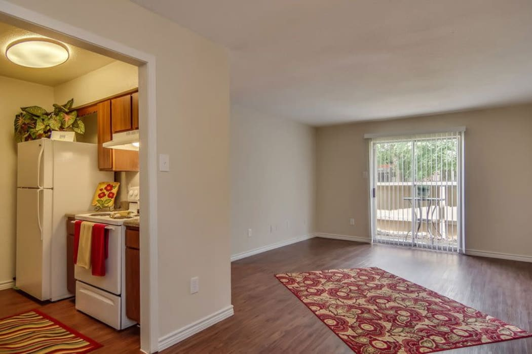 Spacious floor plans at Cambridge Place in Houston, Texas