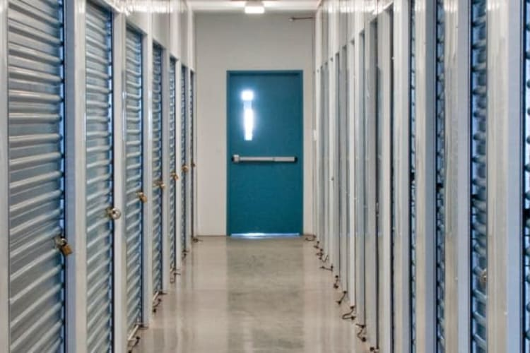 Climate-controlled storage at Storage Star Mopac in Austin, Texas
