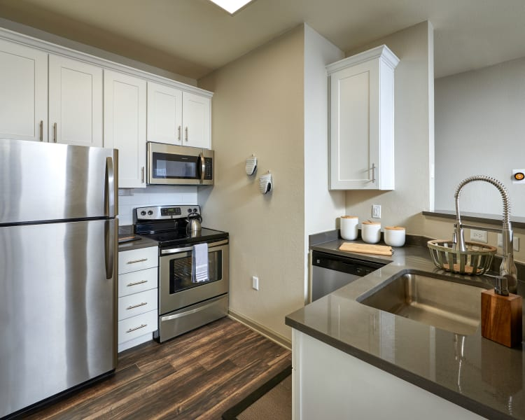 Click to see our floor plans at Gateway Park Apartments in Denver, Colorado