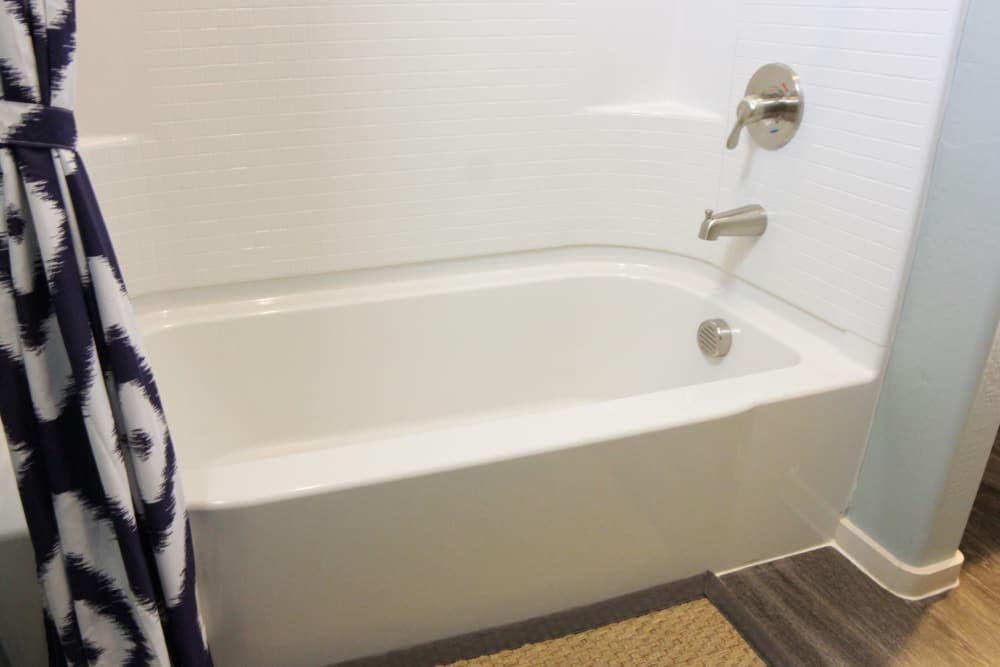 Bathtub at Avilla Town Square in Gilbert, Arizona