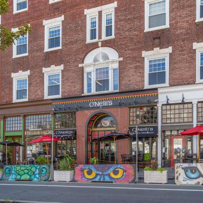Amazing restaurants near Sofi at Salem Station in Salem, Massachusetts