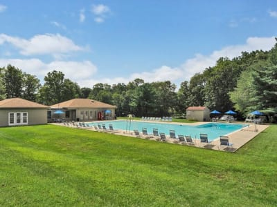 Our apartments in Parkville, Maryland offer a swimming pool
