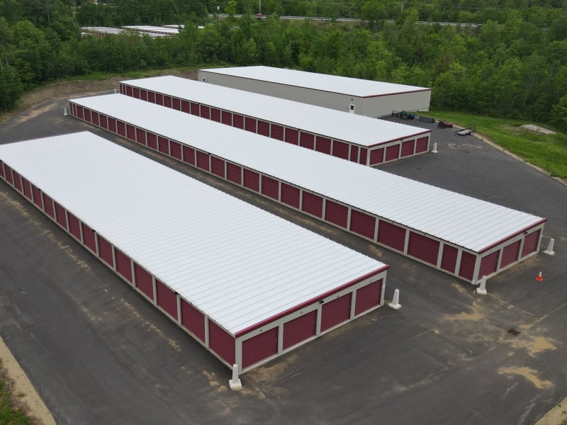 Storage units at 603 Storage - Pittsfield in Pittsfield, New Hampshire