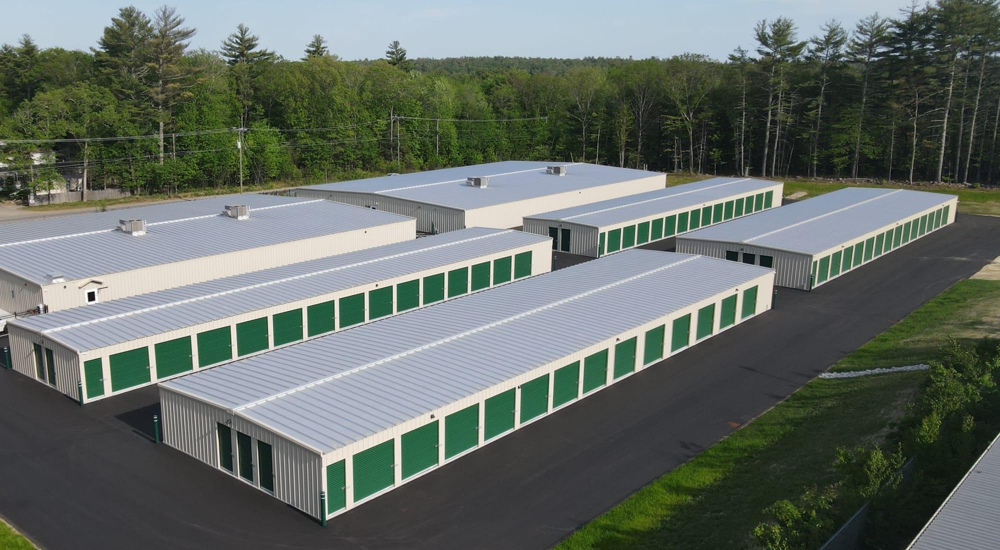 603 Storage - Lee self storage in Lee, New Hampshire
