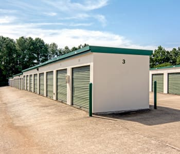 Metro Self Storage offers convenient storage solutions in Mableton