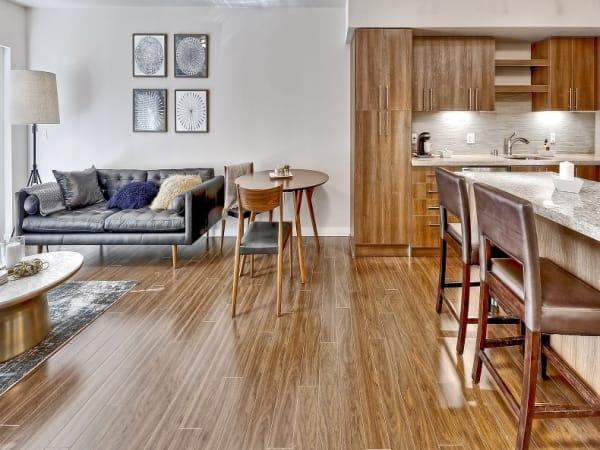 View our floor plans at The Meyden in Bellevue, Washington
