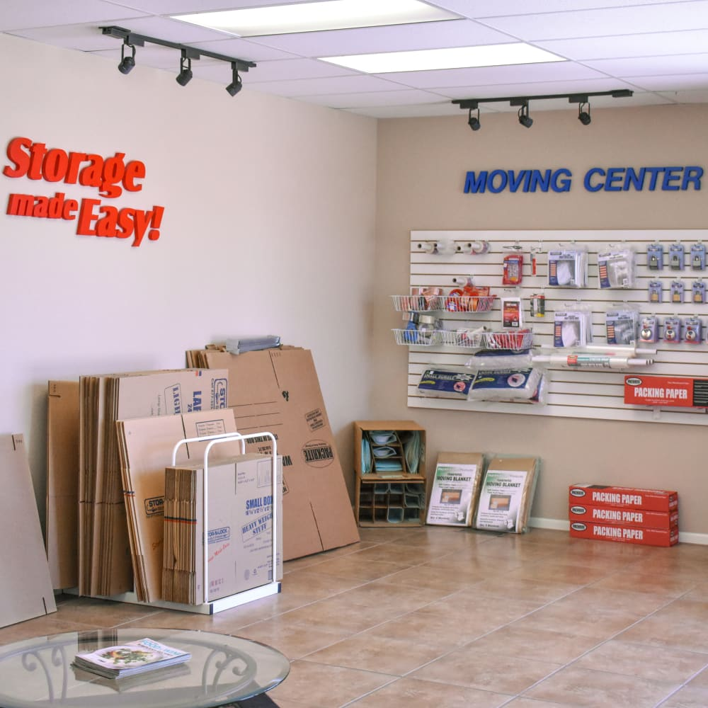 Moving supplies for sale at STOR-N-LOCK Self Storage in Henderson, Colorado