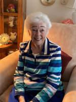 Resident at Merrill Gardens at Siena Hills in Henderson, Nevada.
