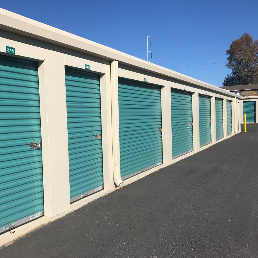 Self storage units for rent at Centerville Self Storage in Centerville, Georgia