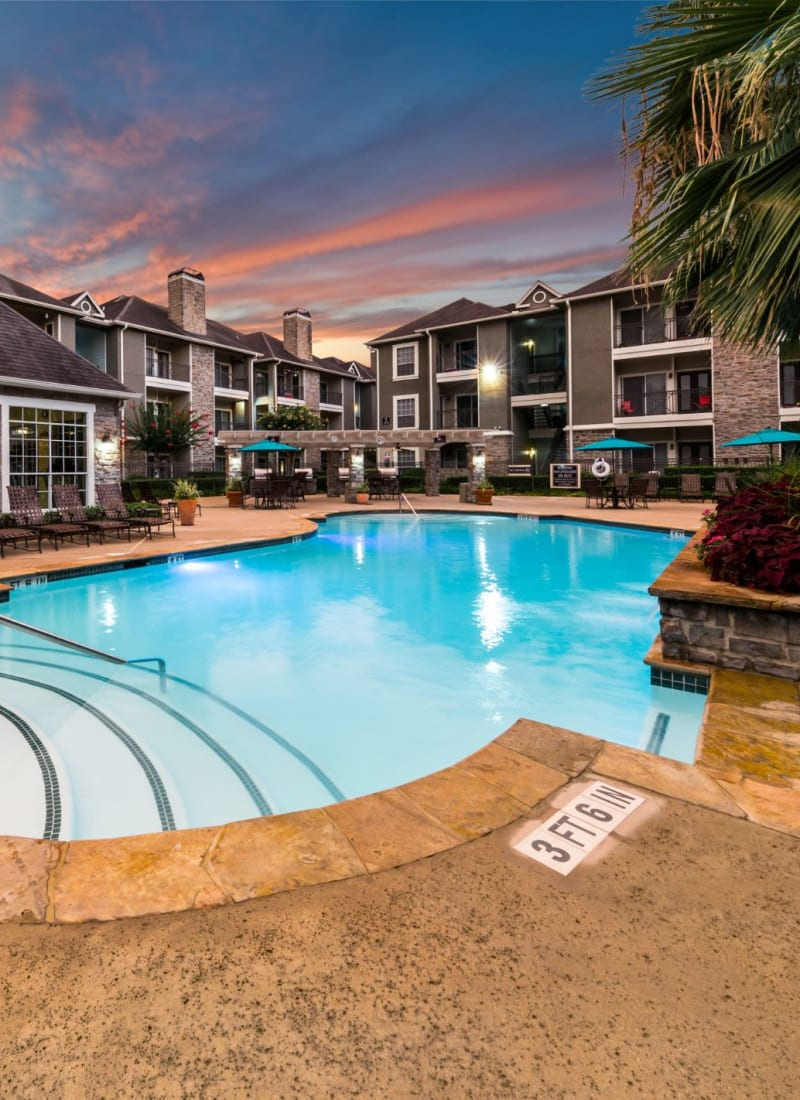 View our amenities at Marquis on Westheimer in Houston, Texas