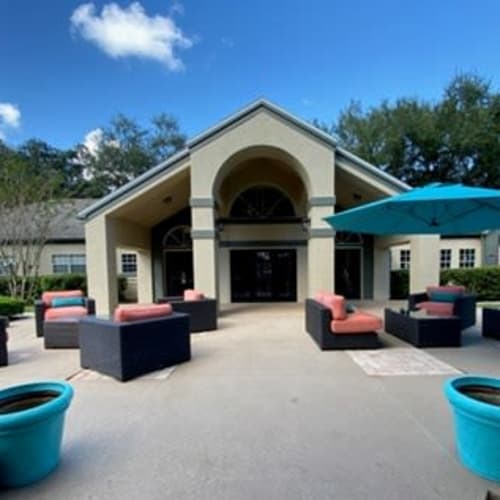 Clubhouse at 1801 MetroWest in Orlando, Florida