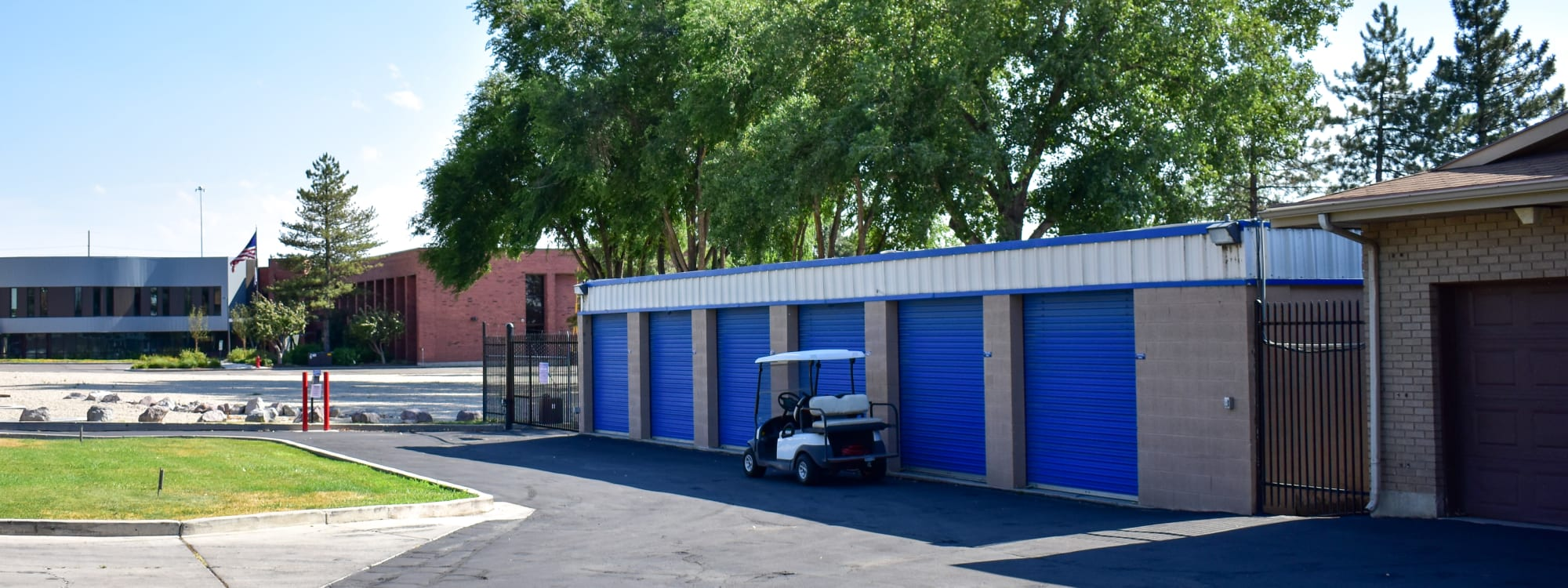 Self storage options at STOR-N-LOCK Self Storage in Sandy, Utah