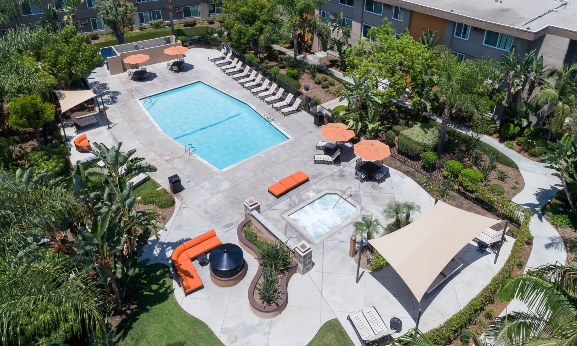 UCA Apartment Homes in Fullerton, California