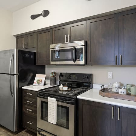 Our floor plans at Wildreed Apartments in Everett, Washington