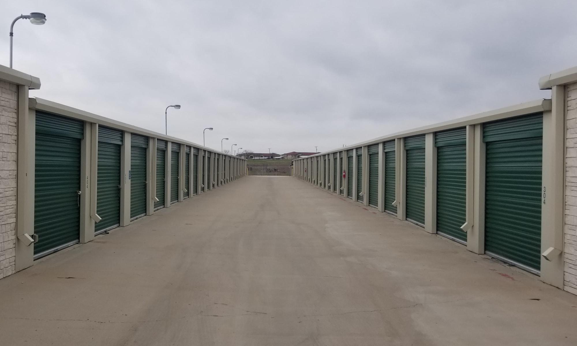 Self Storage in Cleburne Texas