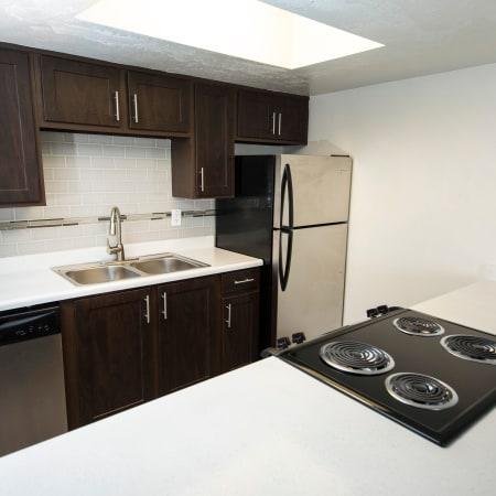 Floor Plans at Windgate Apartments in Bountiful, Utah