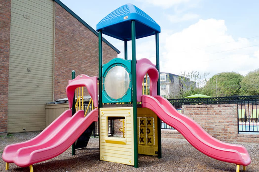 Playground at Stonecrossing of Westchase in Houston, Texas