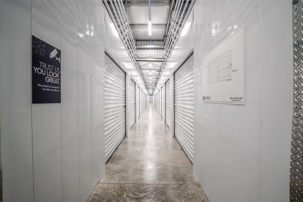 Climate-controlled storage at StorQuest Self Storage in Santa Maria, California