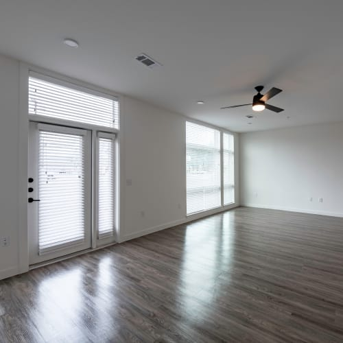 View virtual tour for 2 bedroom floor plan at The Langford in Dallas, Texas
