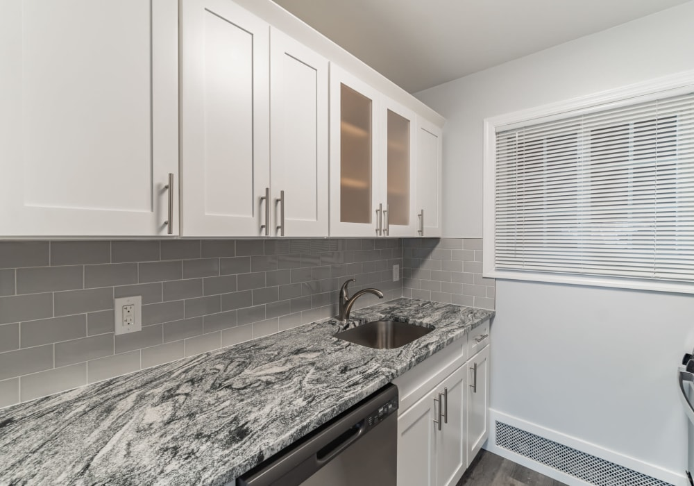 Tons of cabinet space at Eagle Rock Apartments at Mineola
