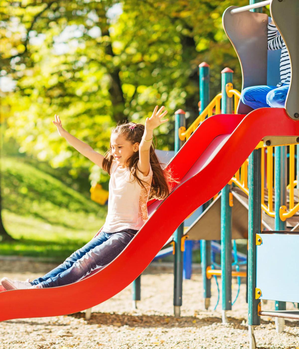 Playground at LaFayette Gardens