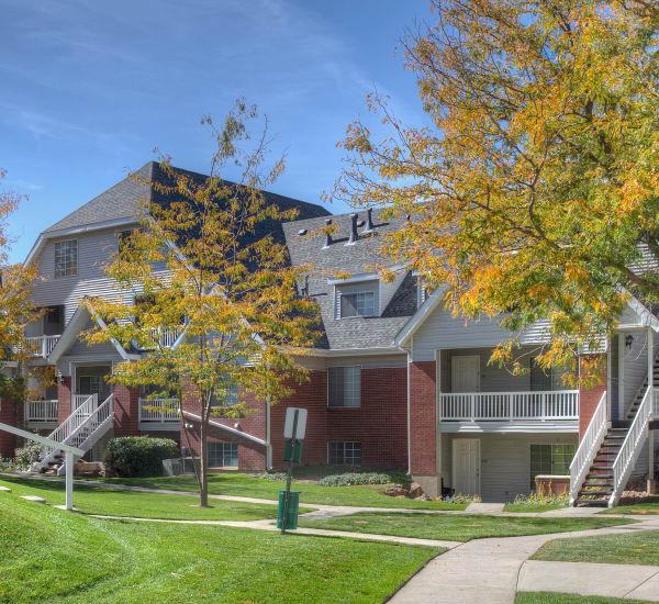 Enjoy the neighborhood at Windgate Apartments in Bountiful, Utah