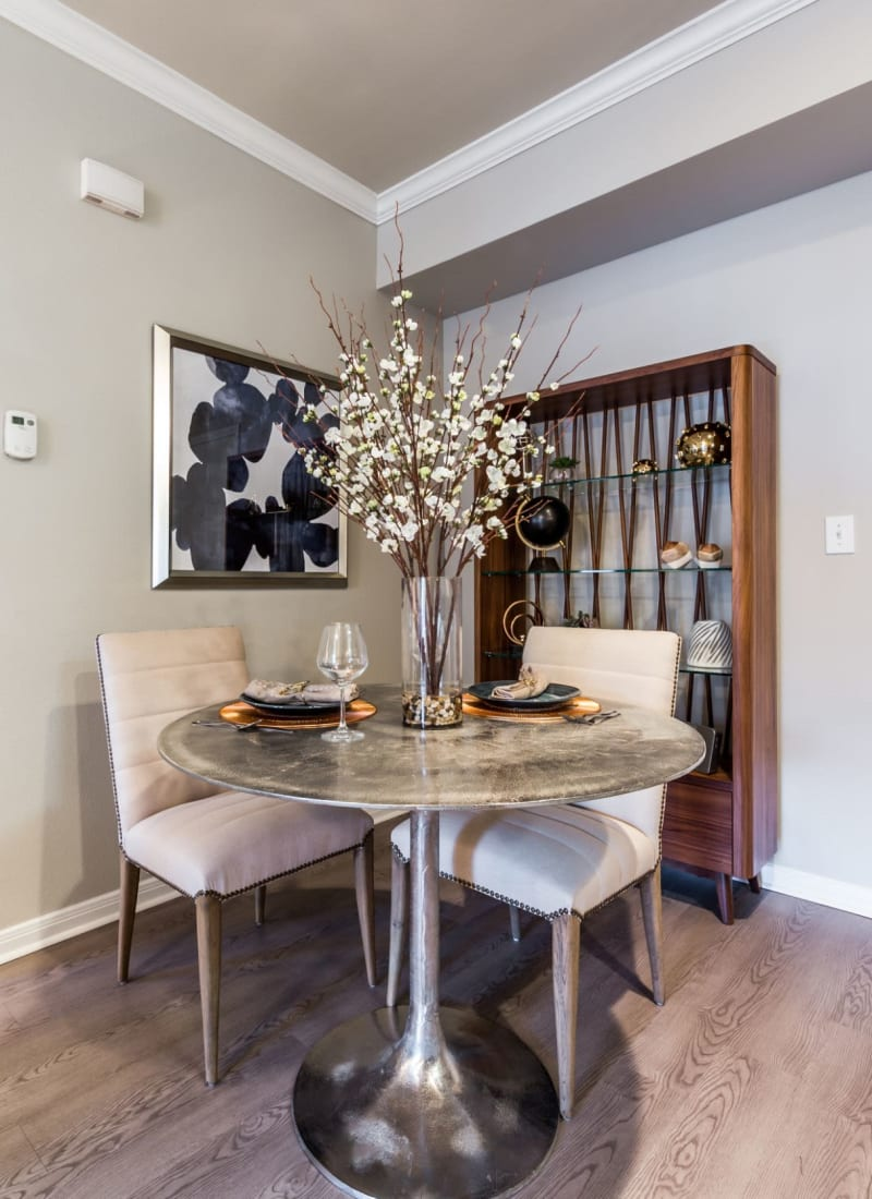 View our floor plans at Brooks on Preston in Plano, Texas