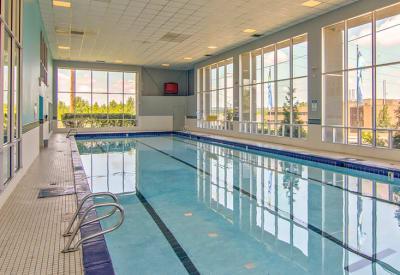 Indoor Swimming Pool at Lakeshore Drive in Cincinnati, OH