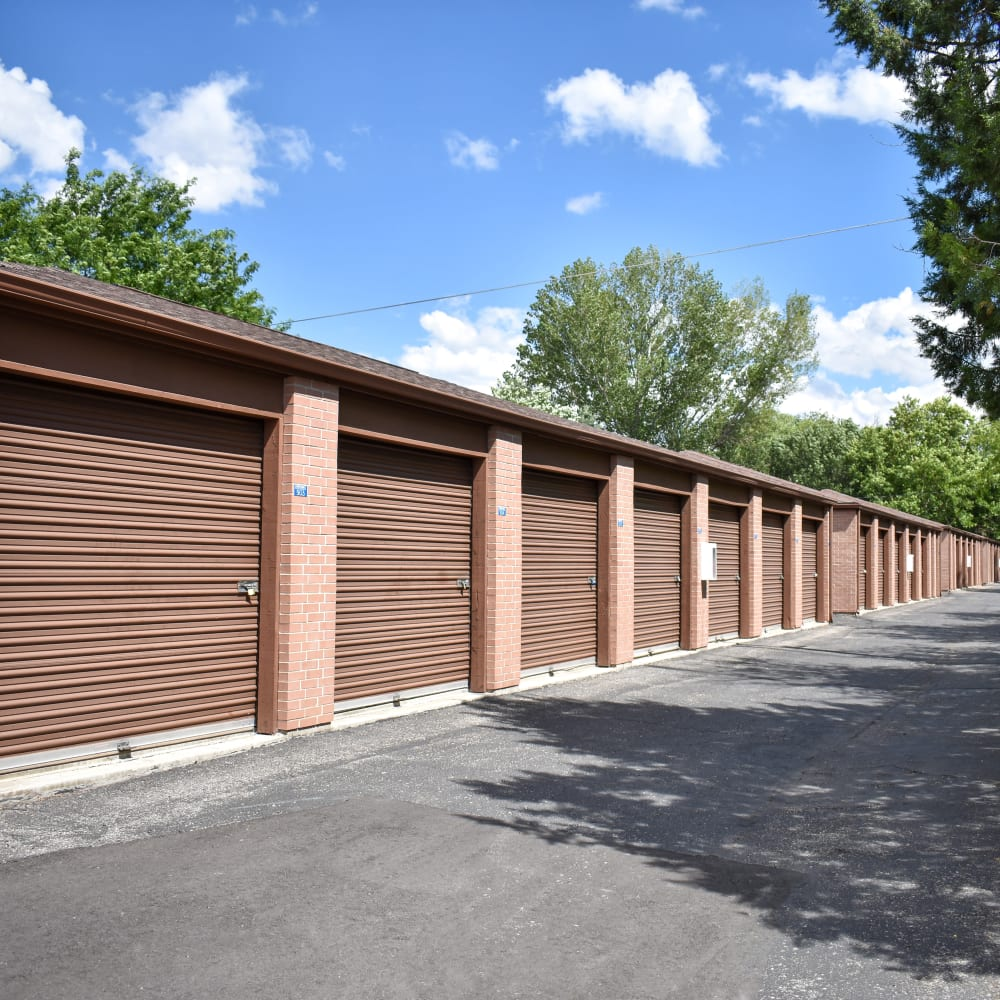 View the drive-up units offered at STOR-N-LOCK Self Storage in Boise, Idaho