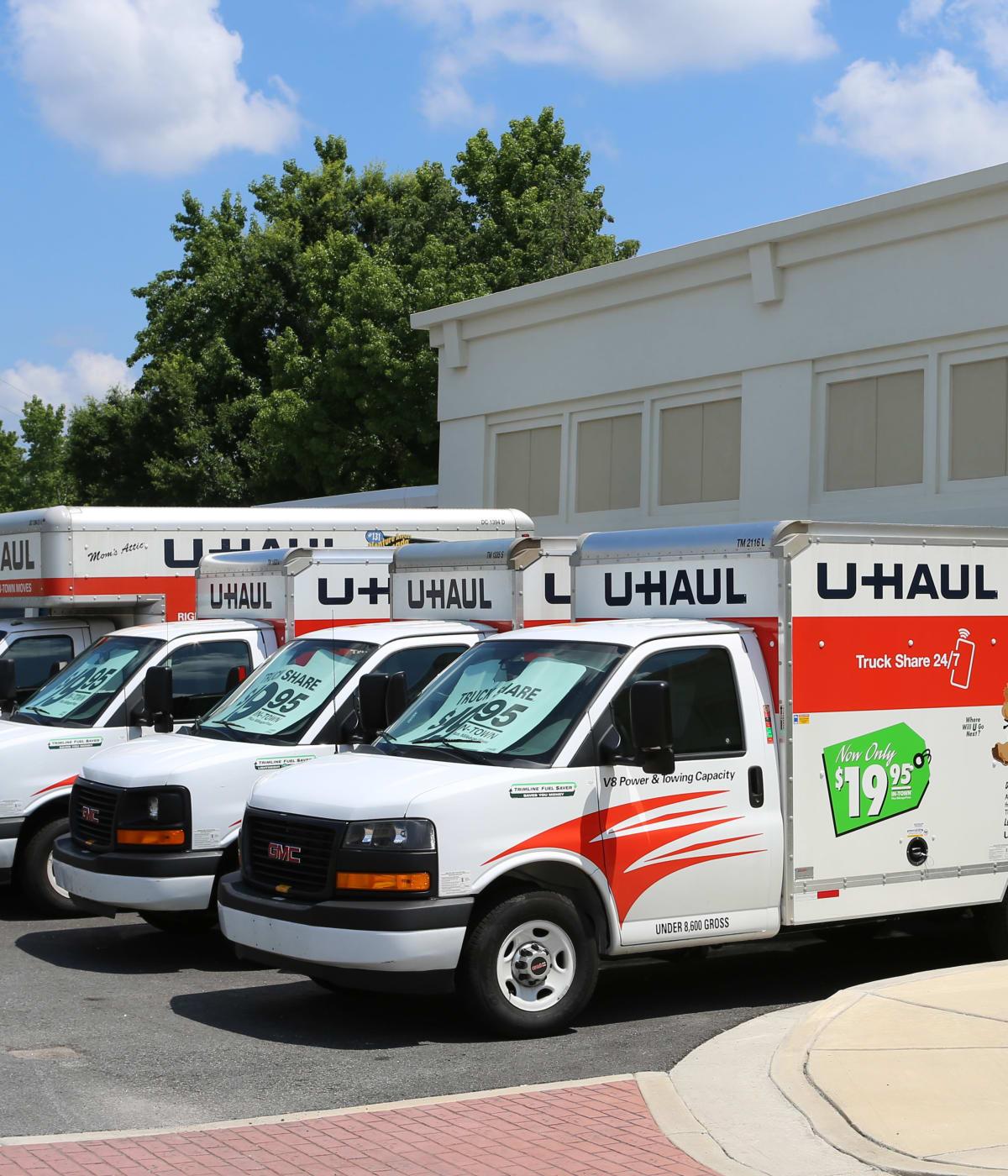 Moving Rentals: Self Storage Units Roswell, GA