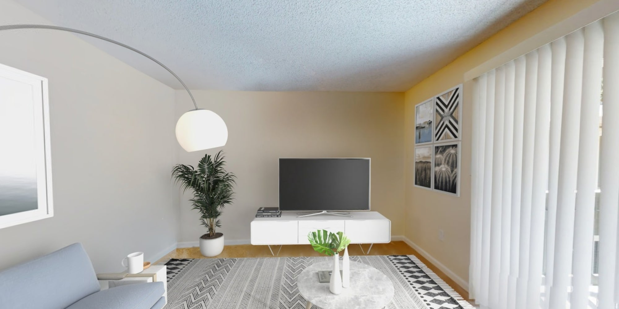 View a virtual tour of our two bedroom homes at Pleasanton Glen Apartment Homes in Pleasanton, California