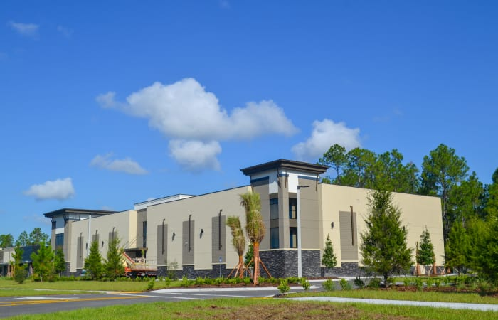 Learn more about our Atlantic Self Storage location at 4155 Race Track Rd in Saint Johns, FL