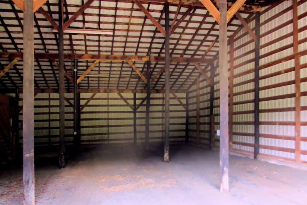 Interior view of  Prime Storage in Montpelier, VA