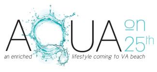 Aqua on 25th