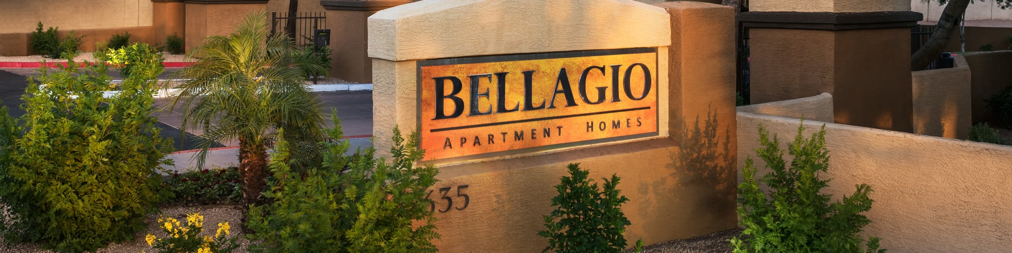Map & Directions to Bellagio in Scottsdale, Arizona
