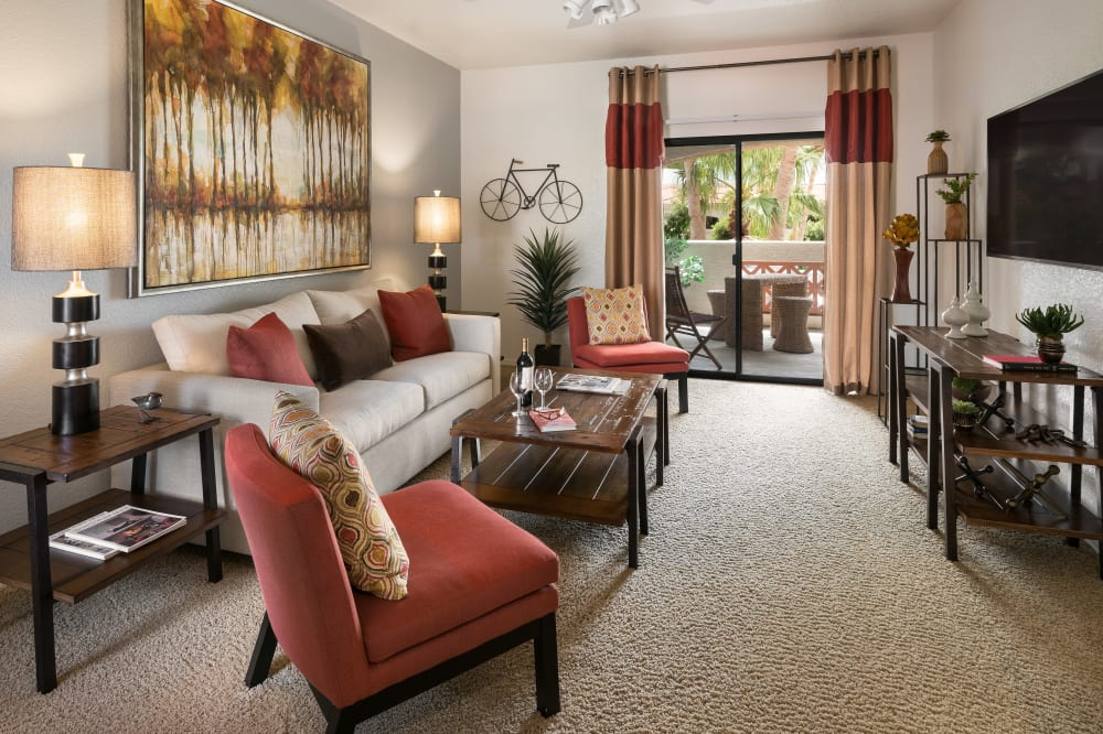 View the floor plans at San Prado in Glendale, Arizona