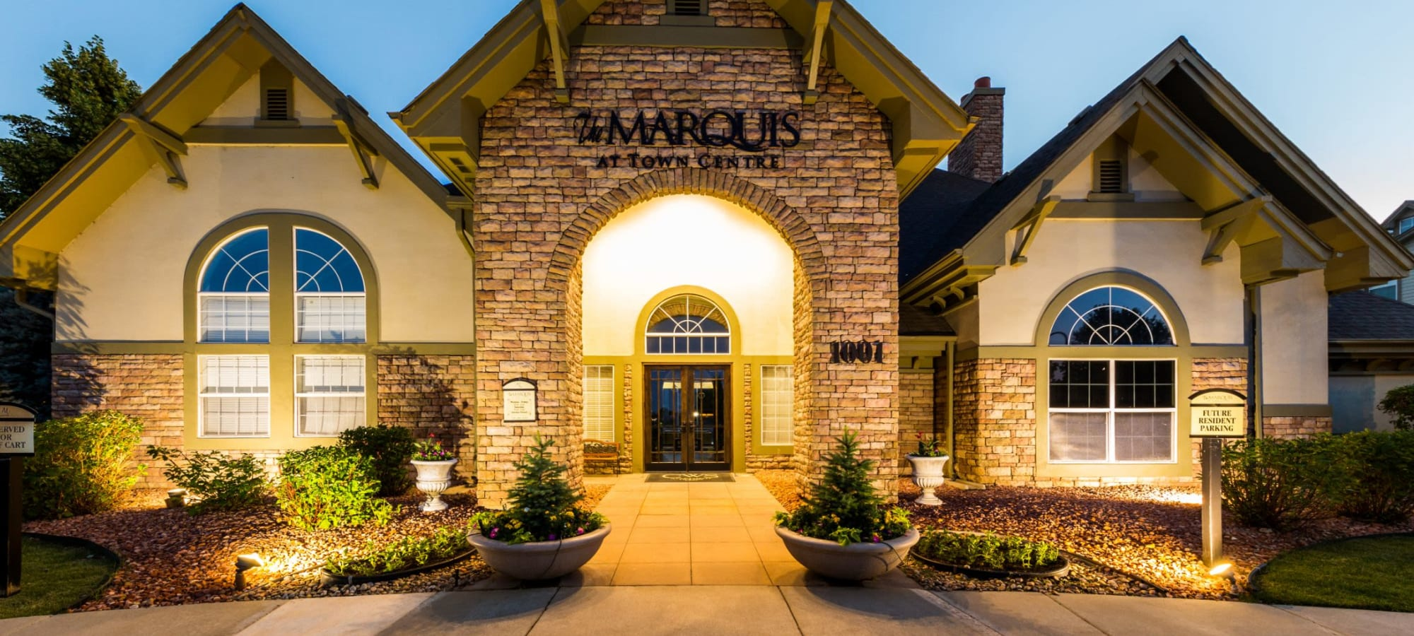 Apartments at Marquis at Town Centre in Broomfield, Colorado