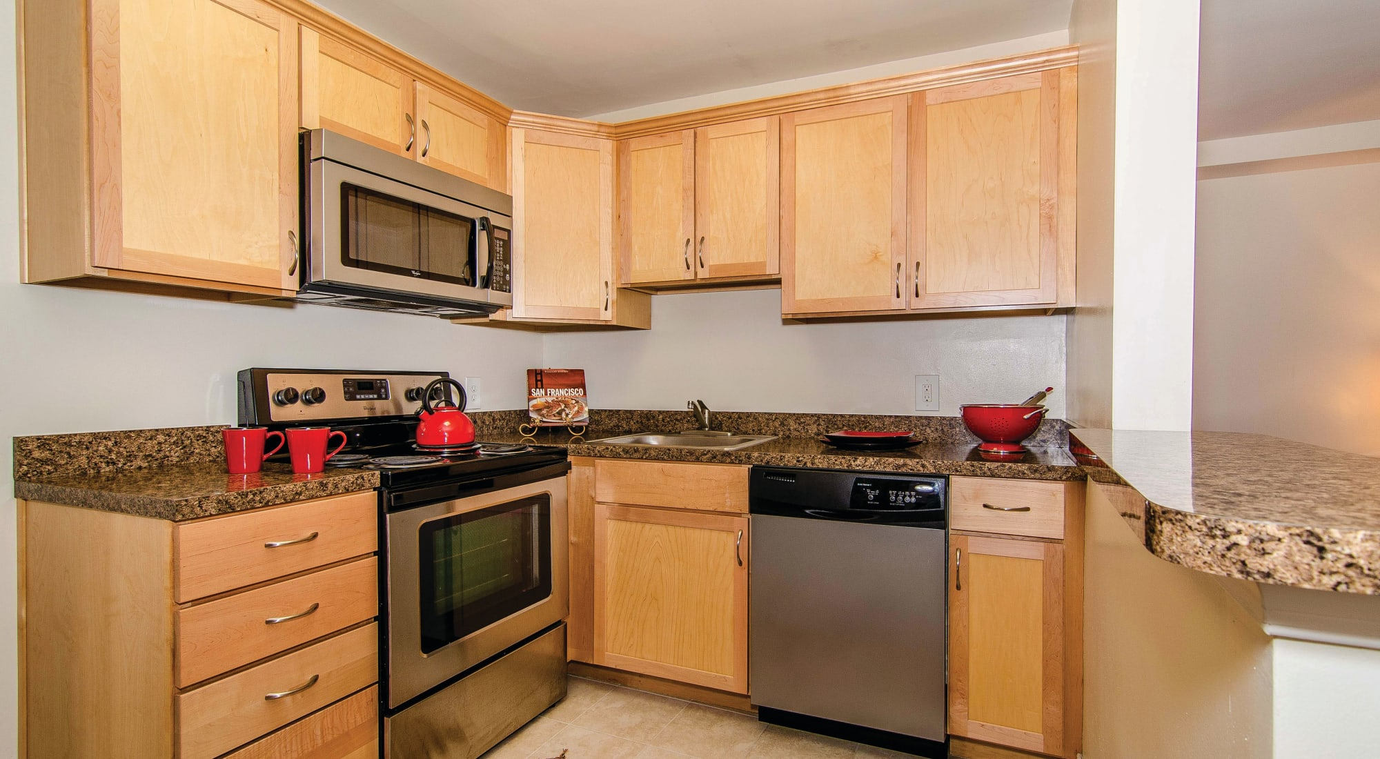 Amenities at Ridley Brook Apartments in Folsom, Pennsylvania