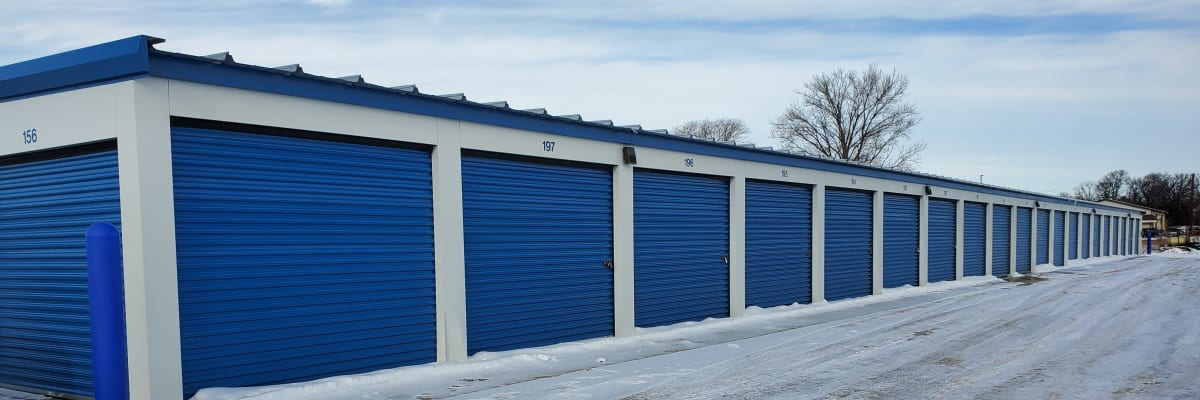 Contact KO Storage of Waseca 15th Ave in Waseca, Minnesota