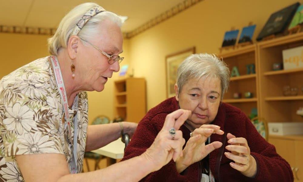 2 residents at The Birches at Harleysville in Harleysville, Pennsylvania