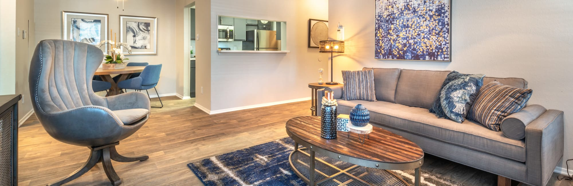 Apartments at Lane at Towne Crossing in Mesquite, Texas