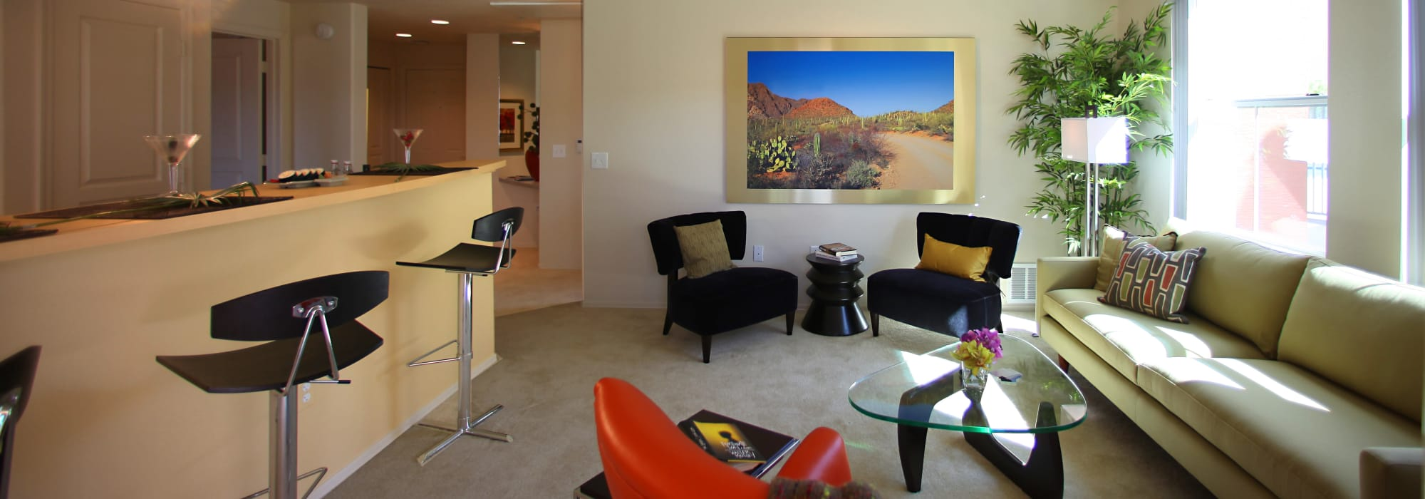 Apartments at Sage Luxury Apartment Homes in Phoenix, Arizona