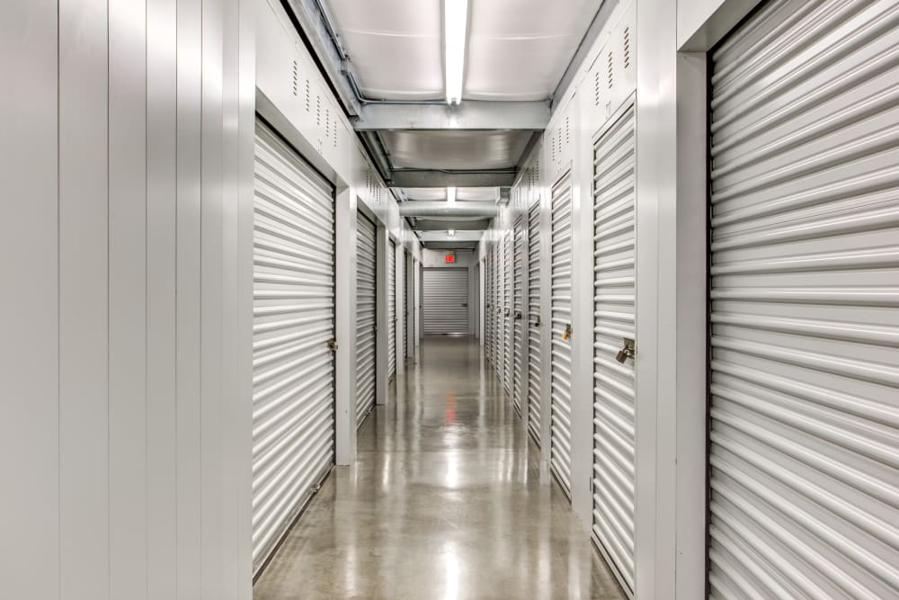 Interior Units at Metro Self Storage in Beach Park, IL