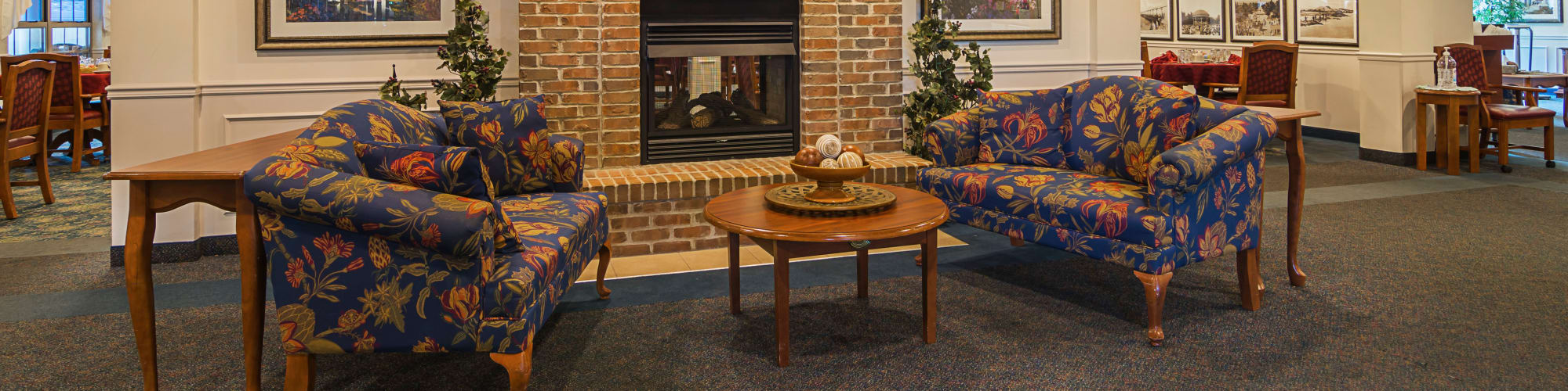 Senior living options at the senior living community in Michigan City