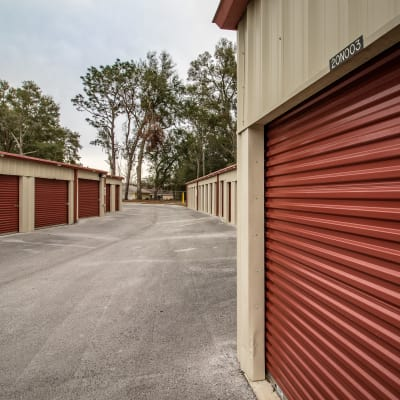 Storage at Neighborhood Storage in Belleview, FL