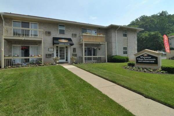 Welcome to Whitestone Village Apartment Homes in Allentown, PA